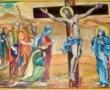 Adoracja młodzieżowa przy Grobie Pańskim