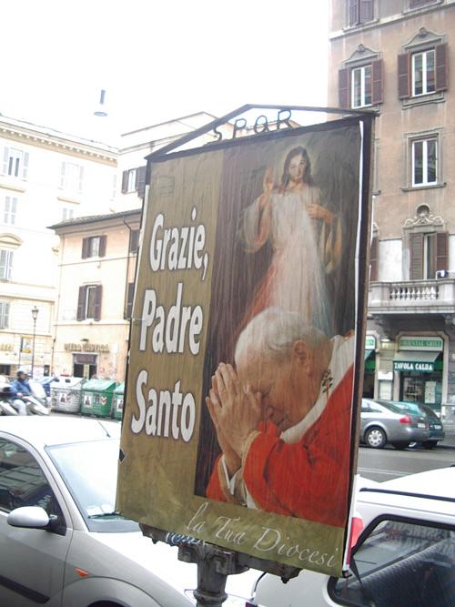 pieśni o papieżu