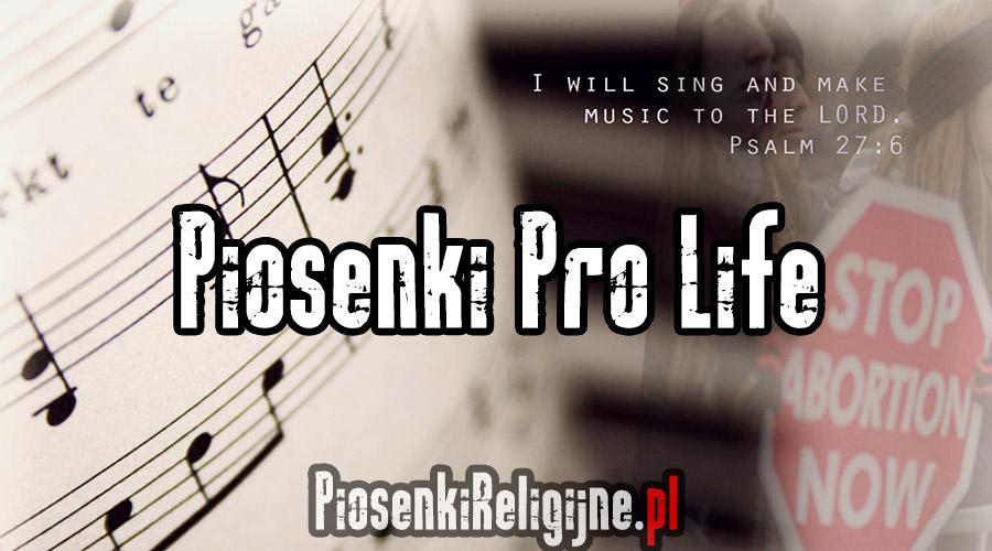Piosenki-Pro-Life