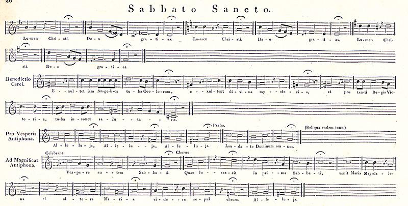 Sabbato Sancto