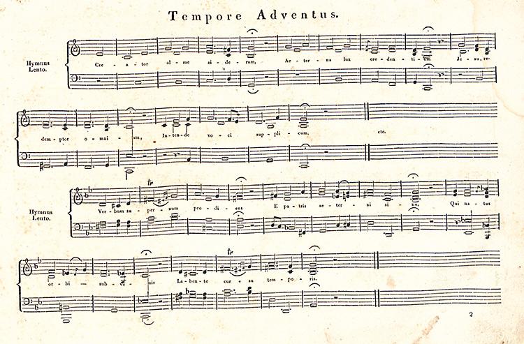 Nuty Tempore Adventus