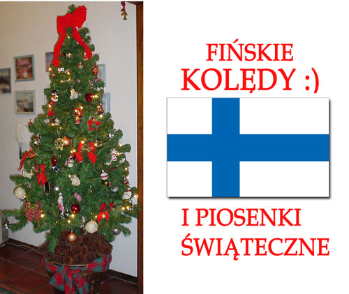 Fińskie Kolędy i Piosenki Świąteczne
