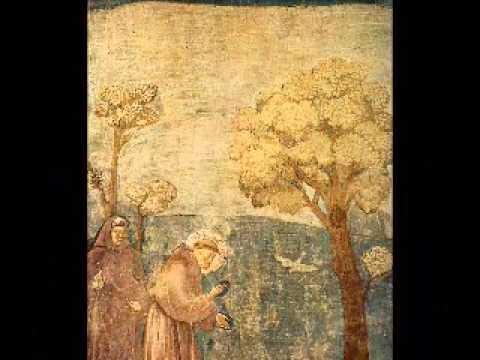 Paś owieczki – Piosenki Franciszkańskie – Fioretti