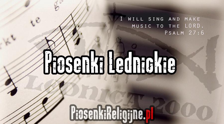 Piosenki-Lednickie