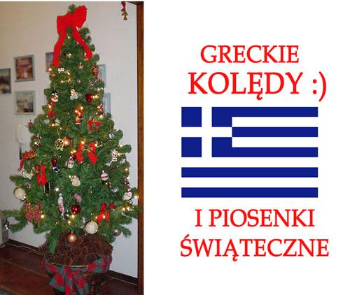 Greckie Kolędy i Piosenki Świąteczne