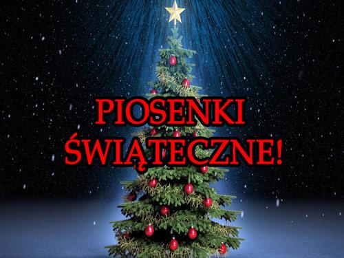 Piosenki Świąteczne