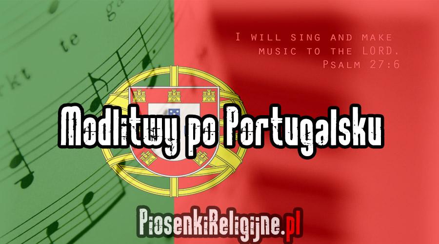 Modlitwy po Portugalsku